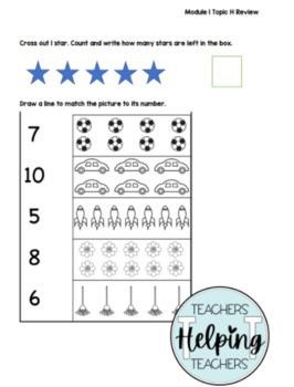 Eureka Math Module 1 Topic H Review