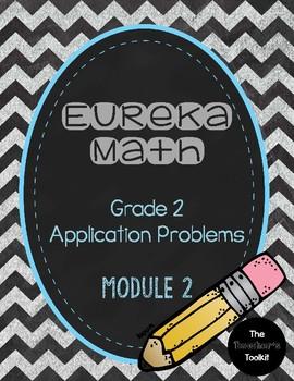 Eureka Math Module 2 - Application Problems