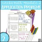 Eureka Math / Engage NY Module 2 Application Problems - 3rd Grade