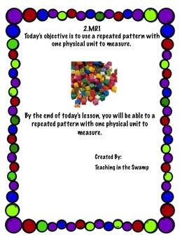 Eureka Math Module 2 Day 1 2.MD.1