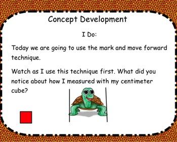Eureka Math Module 2 Day 2 2.MD.1