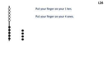 Eureka Math - Module 2 Lesson 26 (1st grade)