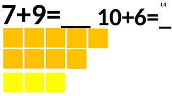 Eureka Math - Module 2 Lesson 4 (1st grade)