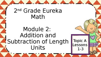 Eureka Math- Module 2, Topic A presentation- EDITABLE!!!!!