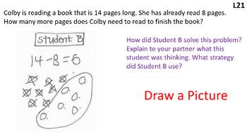 Eureka Math - Module 2 Topic B lessons (1st grade)