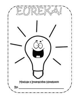 Eureka Math Module 3 Interactive Notebook