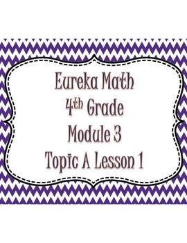 Eureka Math Module 3 Lesson 1 PowerPoint