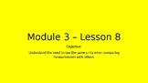 Eureka Math Module 3 Lesson 8