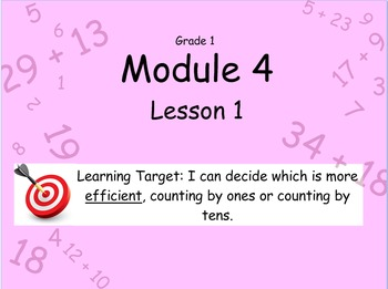 Eureka Math (or Engage New York) Module 4 Lesson 1