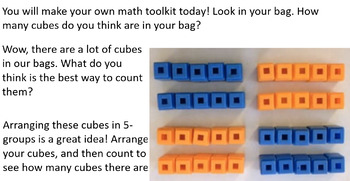 Eureka Math - Module 4 Topic A lessons (1st grade)