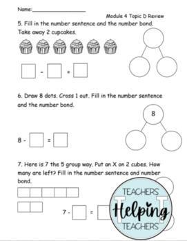 Eureka Math Module 4 Topic D Review