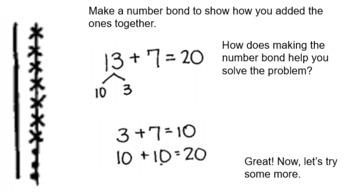 Eureka Math - Module 4 Topic D lessons (1st grade)