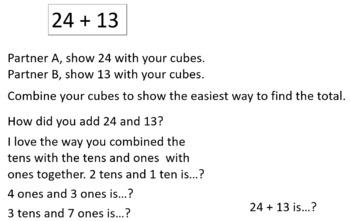 Eureka Math - Module 4 Topic F lessons (1st grade)