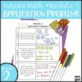 Eureka Math / Engage NY Module 5 Application Problems - 3rd Grade