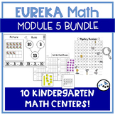 Eureka Math Module 5 Centers BUNDLE