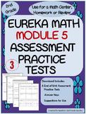 2nd Grade Eureka Math Module 5 Practice Assessment with An