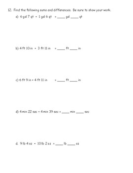 Eureka Math Module 7 End-of-Module Review (2 Practice Assessments)