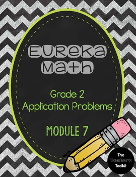 Eureka Math Module 7 - Application Problems
