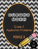 Eureka Math Module 8 - Application Problems