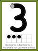 Eureka Math Number Formation Posters and Poems