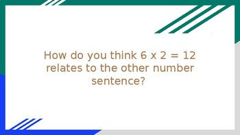 Eureka Math Powerpoint Grade 3- Mod. 1, Lesson 1
