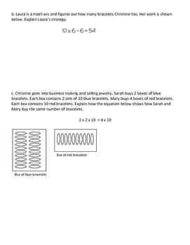 Eureka Math Practice Test Grade 3 Module 3