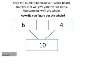 Eureka Math Remediation Part, Part, Whole Bundle