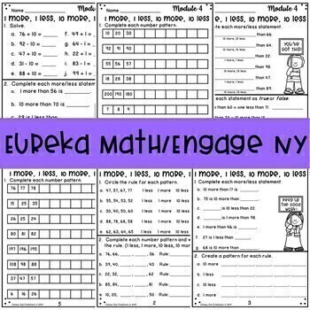 Eureka Math Second Grade Module 4 Arrow Way Addition and Subtraction Resources