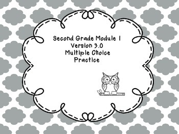 2015 Eureka Math Second Grade Module One Version 3.0 Review Pack