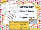 2nd Grade Eureka Math Module 2 Shape Measurement Compariso