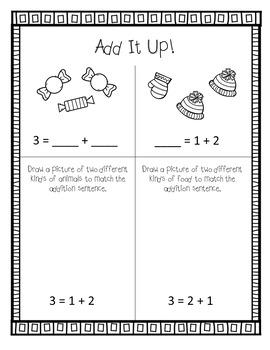 Eureka Math Spiral Review FREEBIE - Kindergarten