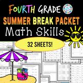 Eureka Math Summer Break Packet - 4th Grade Spiral Review