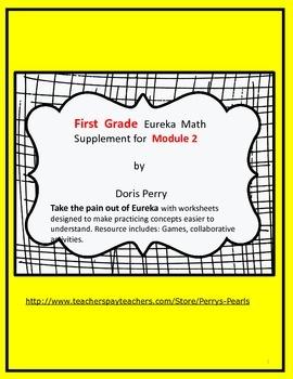 Eureka Math Supplement Grade 1 Module 2