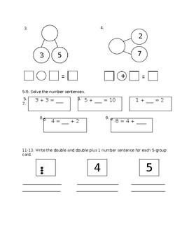 Eureka Math Test Assessment