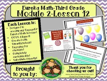 M2L12 Eureka Math-Third Grade: Module 2-Lesson 12 SmartBoa