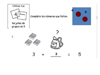 Eureka Math, Unit 1, Lesson 12 in Spanish