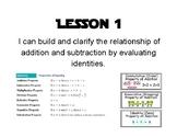 Eureka Math Visual Learning Map - Module 4