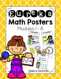 Eureka & Engage New York Math Vocabulary Posters