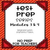 Eureka Math Weekly Review Practice (Modules 3-4)