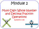 PPT Lessons for Eureka Math (Engage NY) Fifth Grade Module