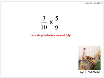 PPT Lessons for Eureka Math (Engage NY) Fifth Grade Module 4 Lessons 13-33