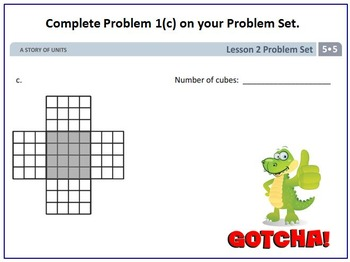 PPT Lessons for Eureka Math (Engage NY) Fifth Grade Module 5