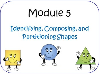 PPT Lessons for Eureka Math (Engage NY) First Grade Module 5