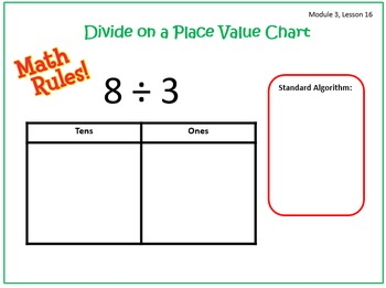 PPT Lessons for Eureka Math (Engage NY) Fourth Grade Module 3 Lessons 14-25