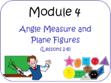 PPT Lessons for Eureka Math (Engage NY) Fourth Grade Module 4 Lessons 1-8