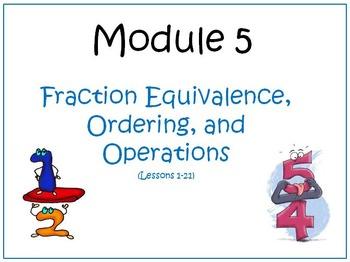 Eureka Math (aka Engage New York) Fourth Grade Module 5 Lessons 1-21