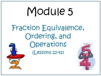 Eureka Math (aka Engage New York) Fourth Grade Module 5 Le