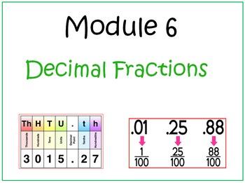 Eureka Math (aka Engage New York) Fourth Grade Module 6