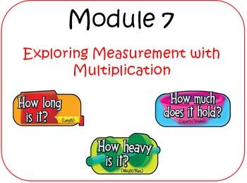 Eureka Math (aka Engage New York) Fourth Grade Module 7