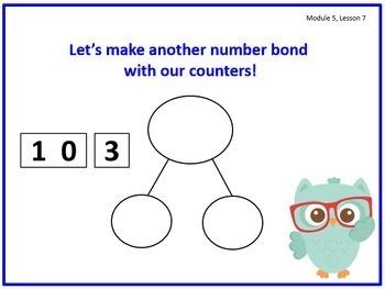 PPT Lessons for Eureka Math (Engage NY) Kindergarten Bundle ALL MODULES